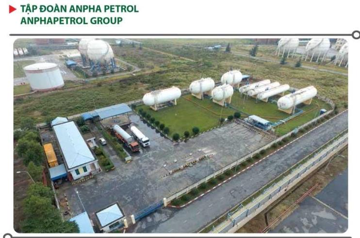 Cung cấp gas công nghiệp gas bồn và lắp đặt bồn gas công nghiệp LPG